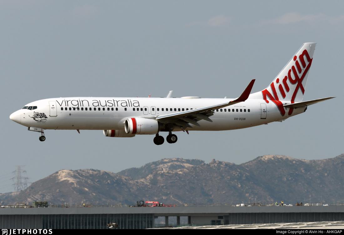 Virgin Australia Bain Capital purchase