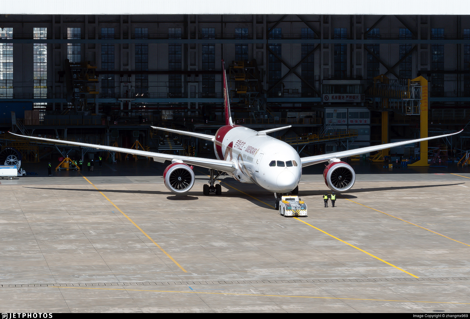Juneyao Airlines a look at the world of aircraft leasing pandemic