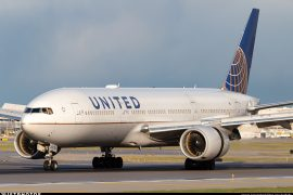 Complete list of grounded 777s United N773UA PW4000