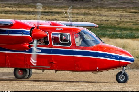 All about Falkland islands and its airports RAF Mt. Pleasant Britten-Norman Islander