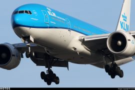 KLM operations through the pandemic 777-300R