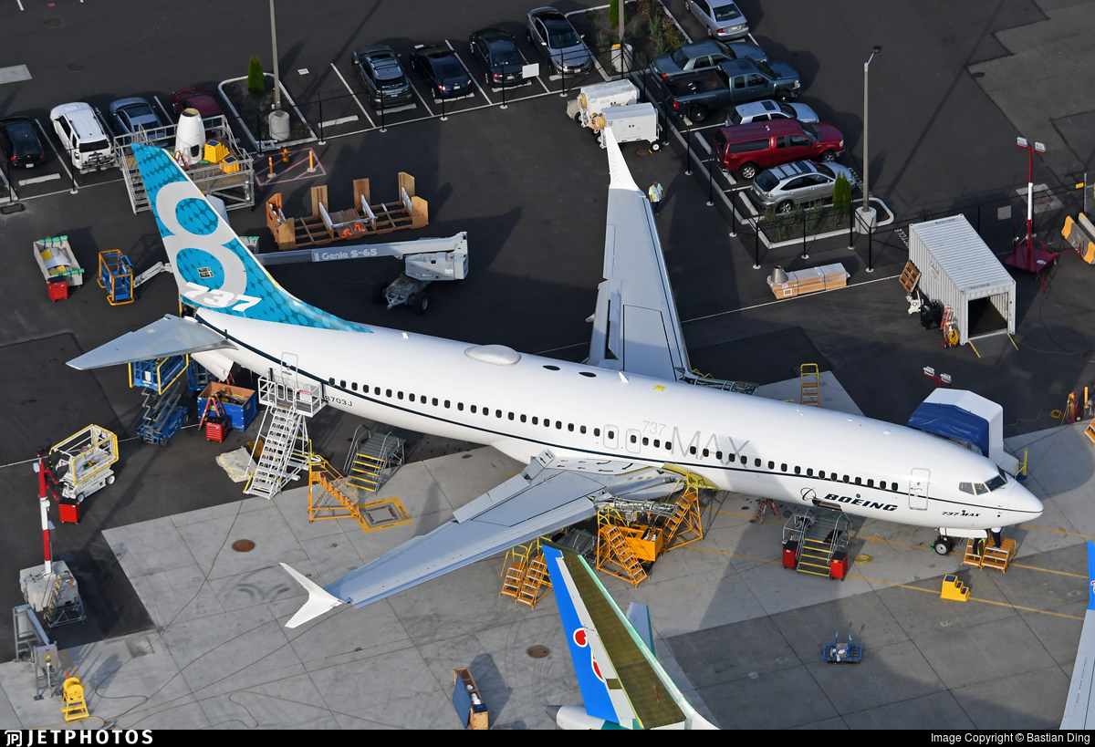 Boeing 737 MAX production manufacturing electrical issues