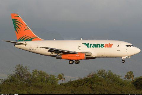 Transair 737 N810TA