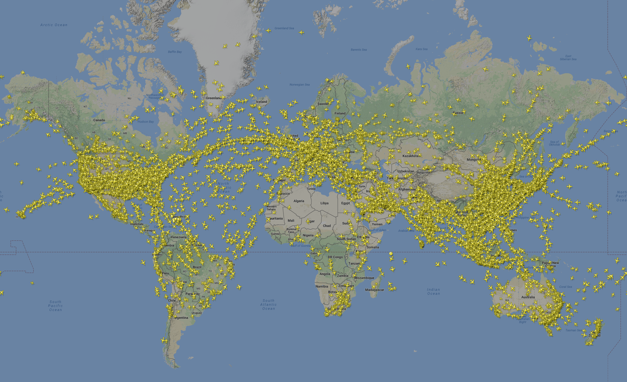 How flight tracking works - Learn how we track flights